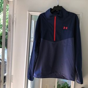 Brand new men's under armour storm water Repellent